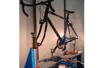 Fatigue Test Bench - Fork and Frame
