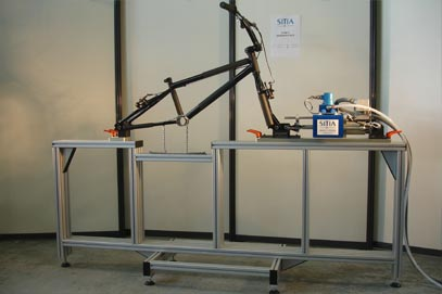 Fatigue Test Bench - Horizontal Force