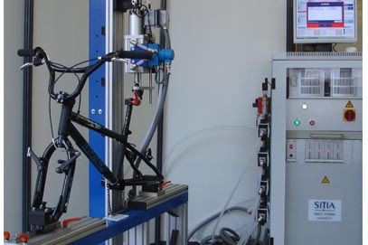 Fatigue Test Bench - Vertical Force