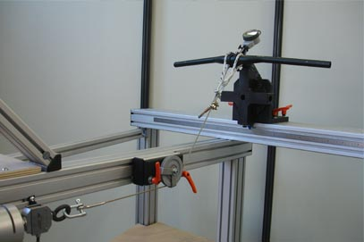 Static Test Bench - Security and Static Resistance on Steering Systems